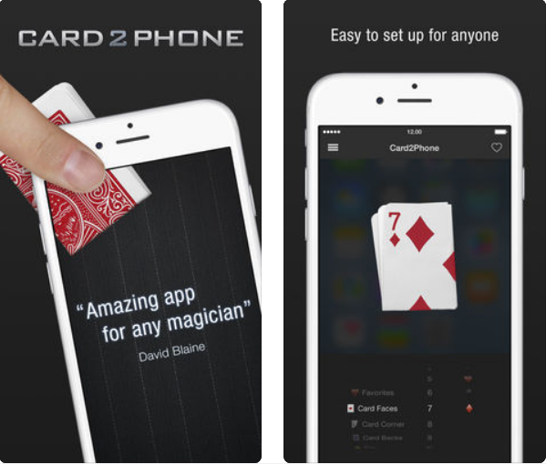 Card2Phone v4.6.4 – IOS (iPad/iPhone)