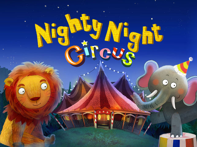 Nighty Night Circus v4.2 – IOS (iPad/iPhone)