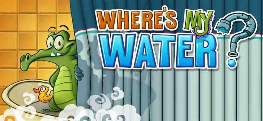 Where's My Water? 2 v1.6.1 – IOS (iPad/iPhone)
