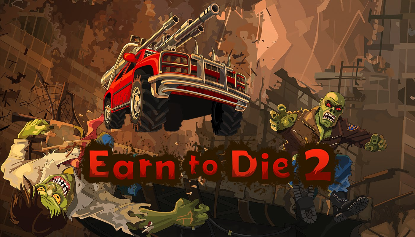 Earn to Die 2 v1.0.1 – IOS (iPad/iPhone)