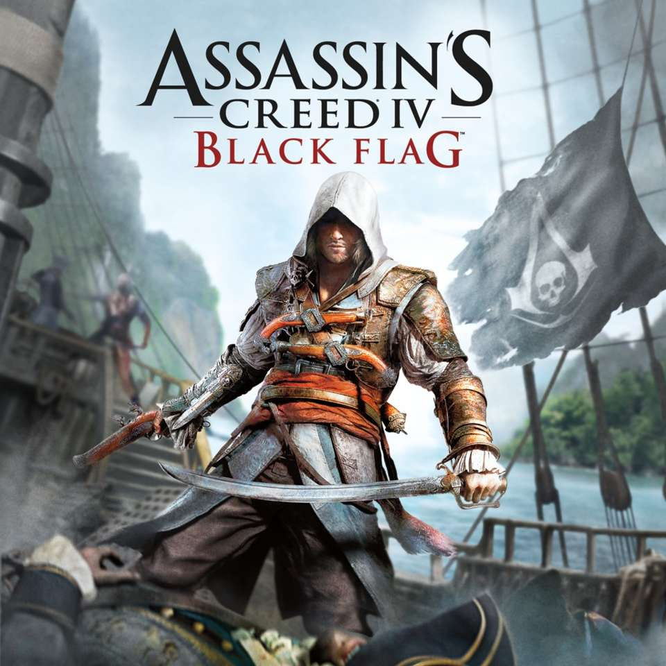Assassin's Creed IV Black Flag – XBOX 360