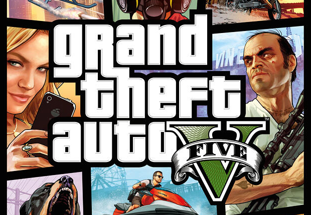 Grand Theft Auto V – XBOX 360