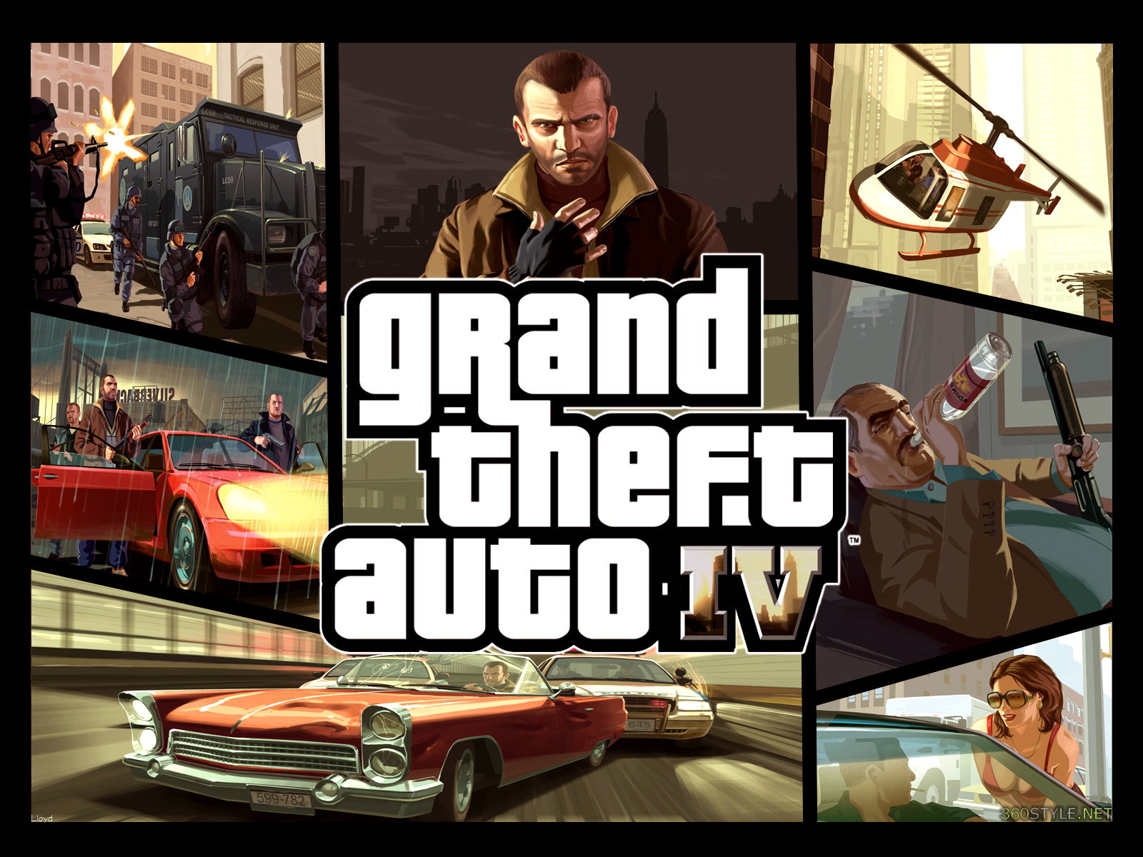 Grand Theft Auto IV – PC