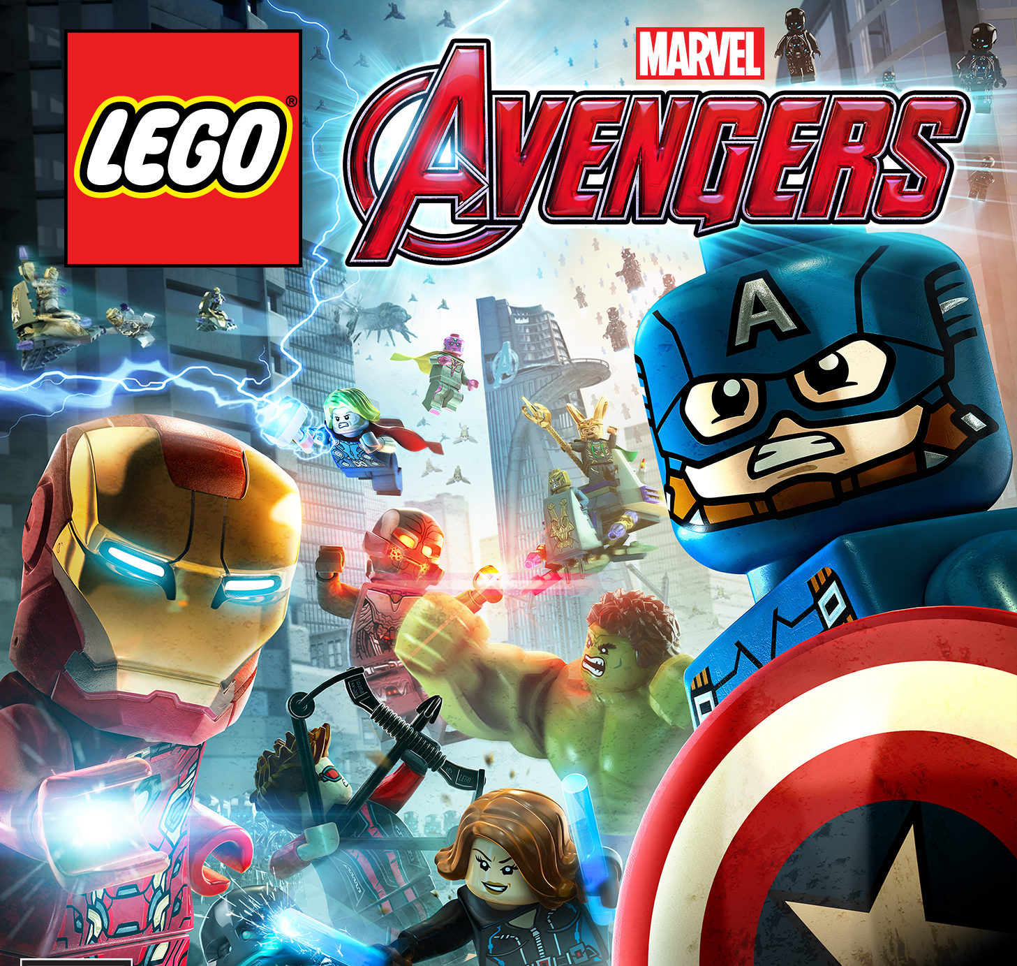 LEGO MARVEL's Avengers – PC