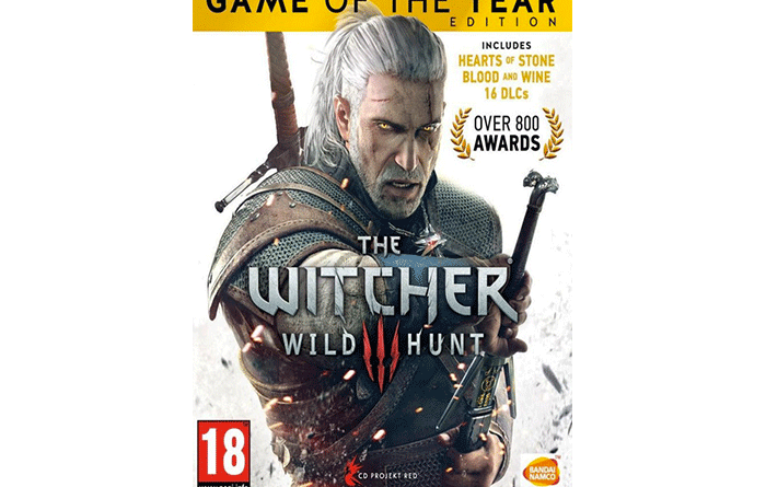 The Witcher 3 Wild Hunt – PC