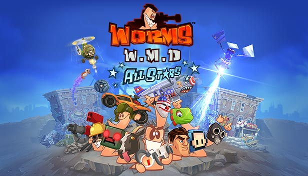 Worms W.M.D – PC