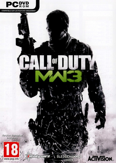 Call of Duty Modern Warfare 3 – PC