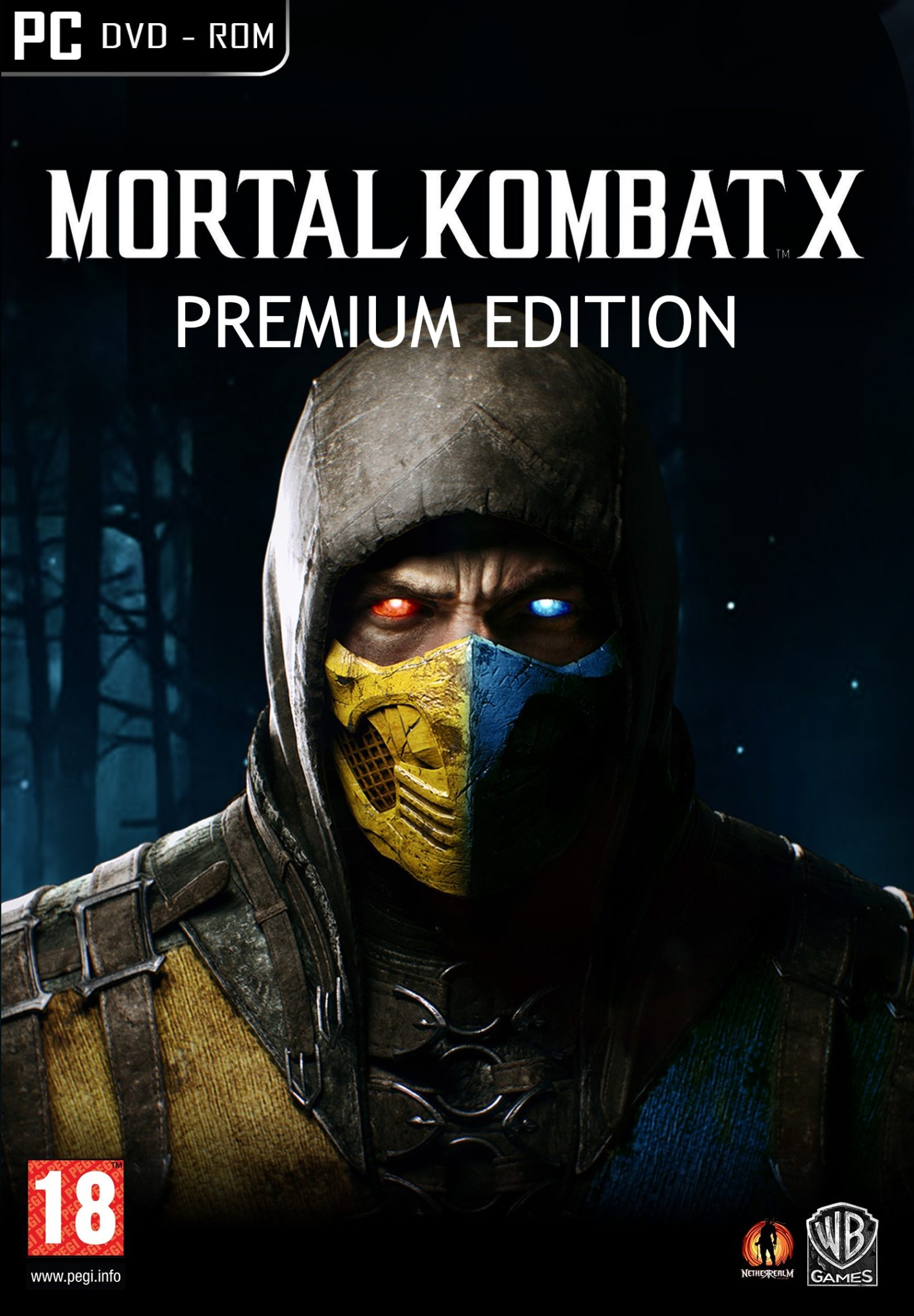 Mortal Kombat X Premium Edition – PC
