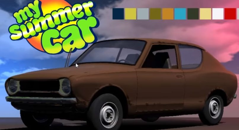 My Summer Car v19.01.2020 – PC
