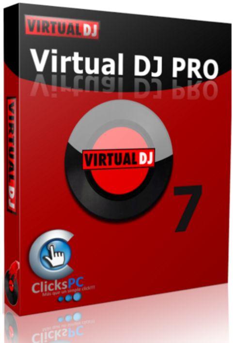Virtual Dj Pro 7 x Mac
