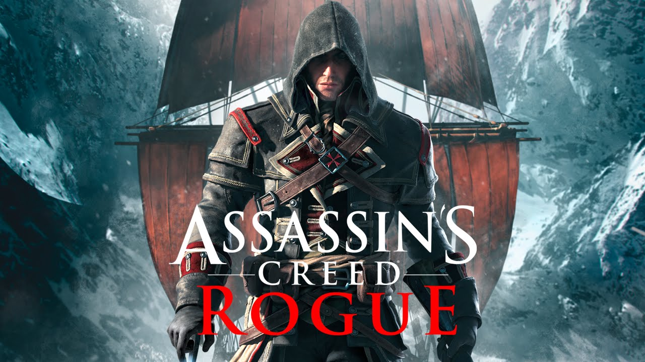 Assassins Creed Rogue – XBOX 360