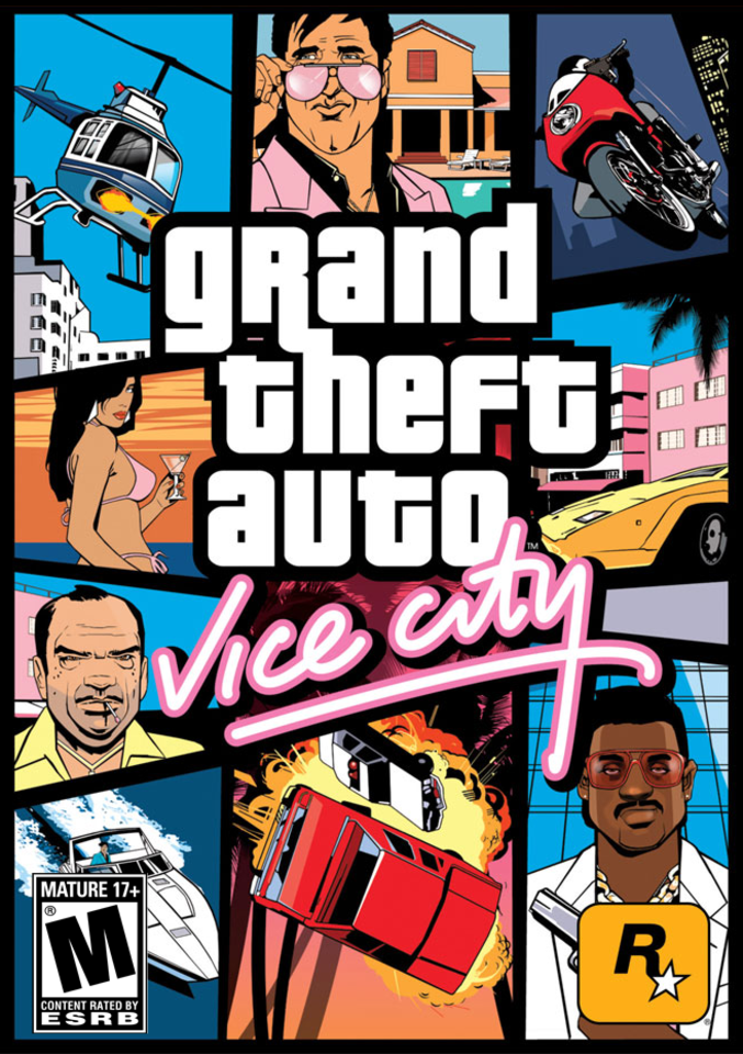 Grand Theft Auto Vice City – PC