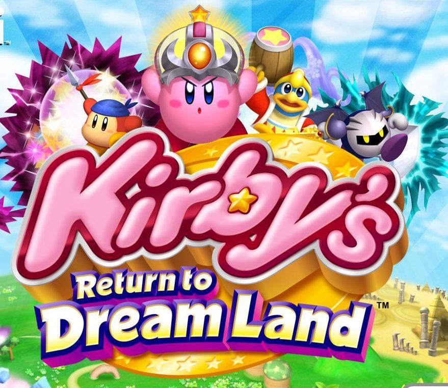 Kirby's Return to Dream Land – Wii