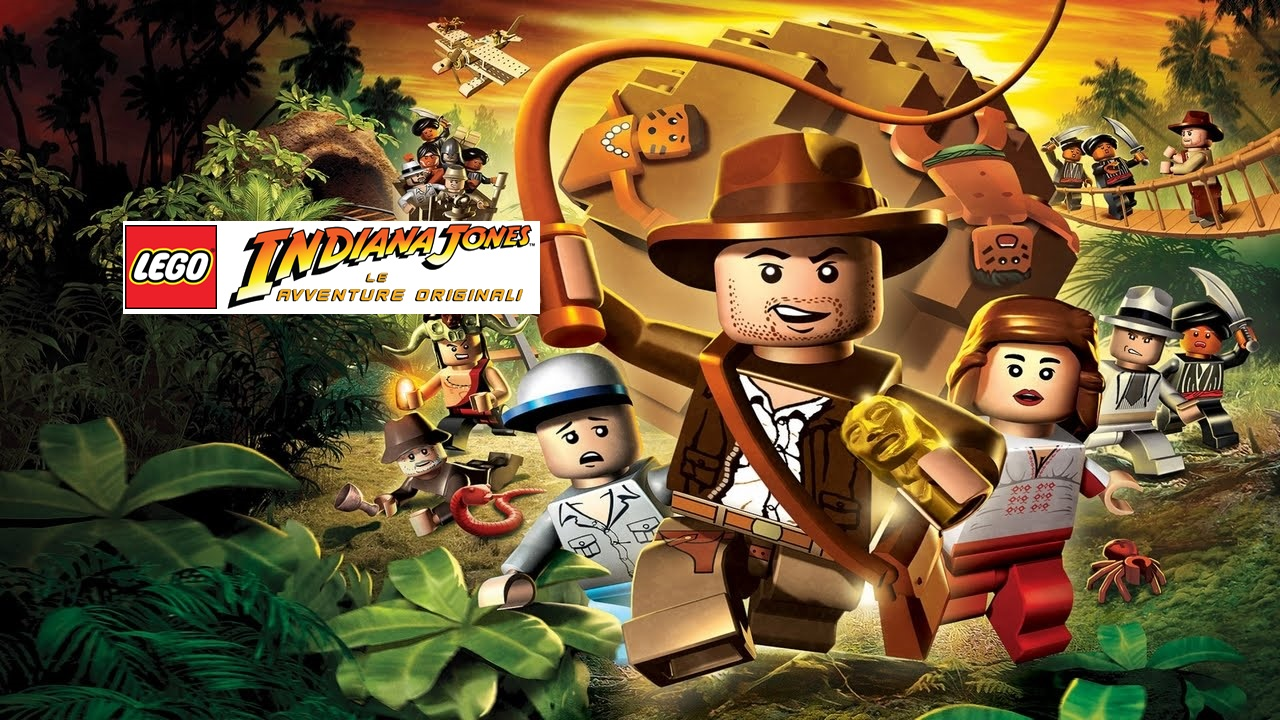 LEGO Indiana Jones: Le Avventure Originali – PC