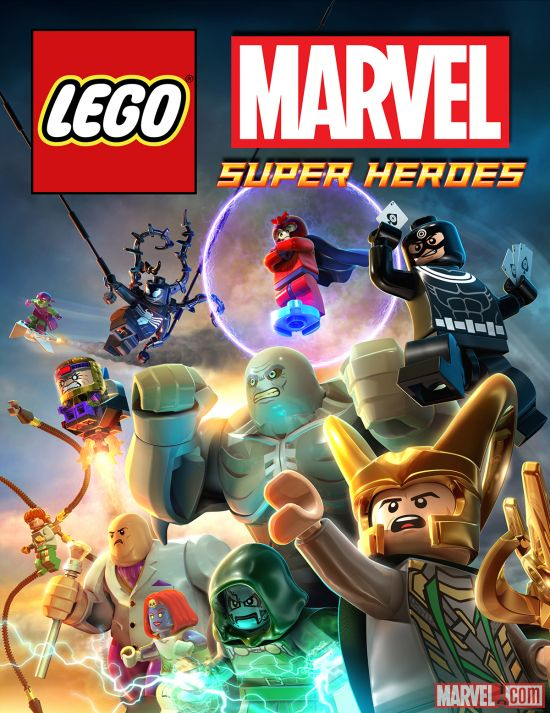LEGO Marvel Super Heroes – PC
