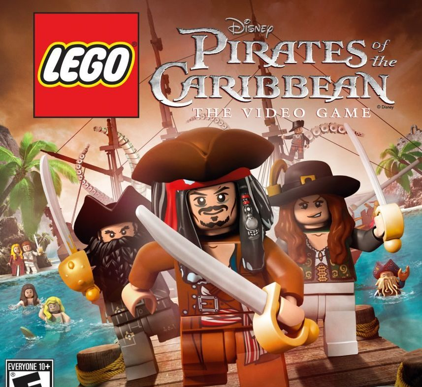 LEGO Pirati dei Caraibi – Wii