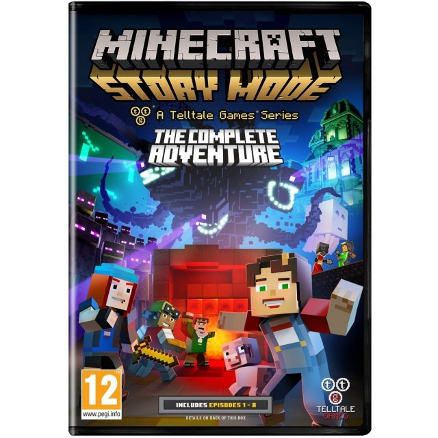 Minecraft Story Mode – The Complete Adventure – XBOX 360