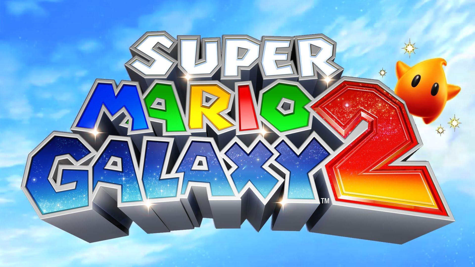 Super Mario Galaxy 2 – Wii