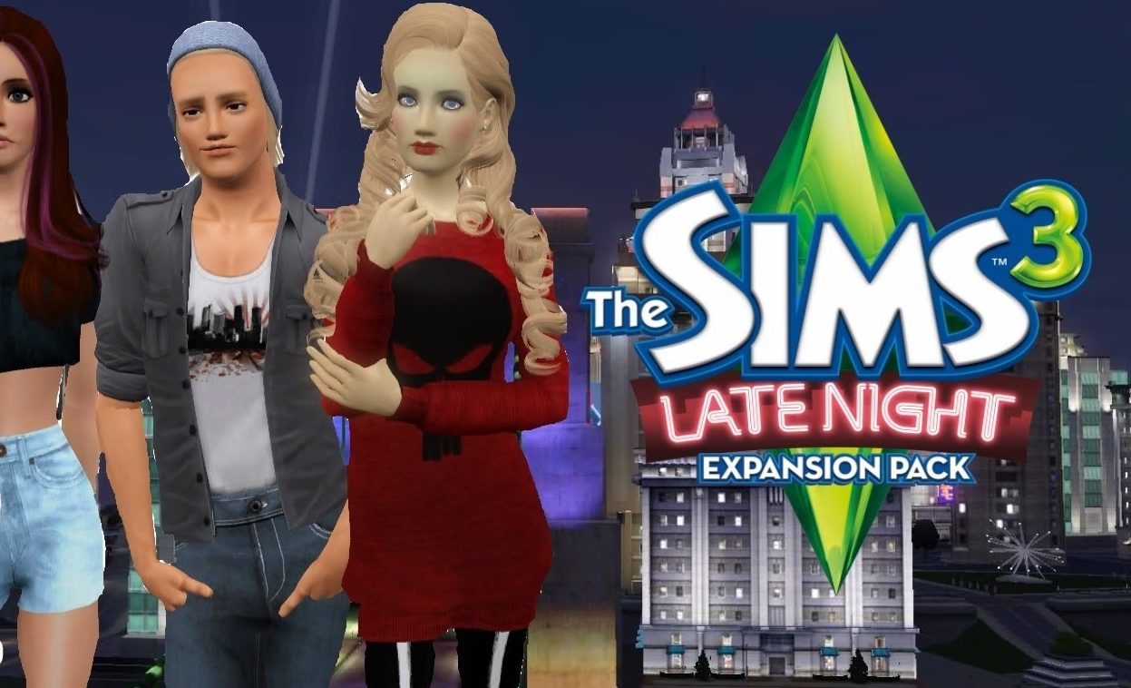 The Sims 3 Late Night – PC