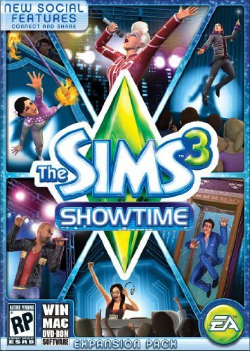 The Sims 3 Showtime – PC