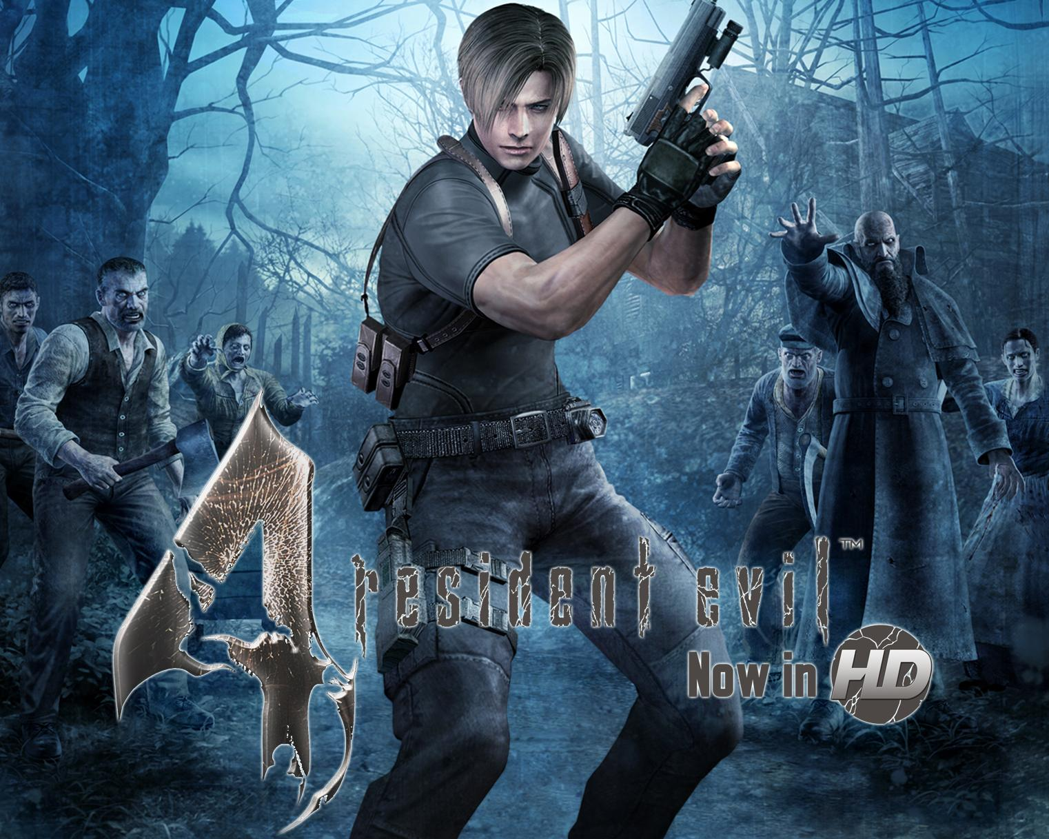 Resident Evil 4 HD – PS3