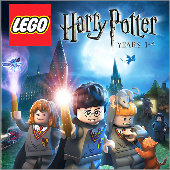 LEGO Harry Potter Years 1-4 – Wii