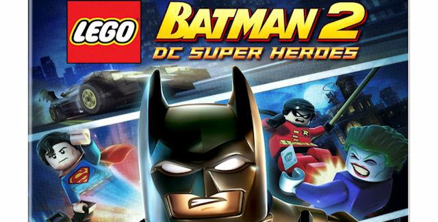 LEGO Batman 2 DC Super Heroes – PS3