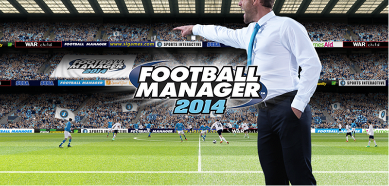 Football Manager 2014 – PC
