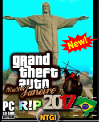 GTA Rio de Janeiro 2017 – PC