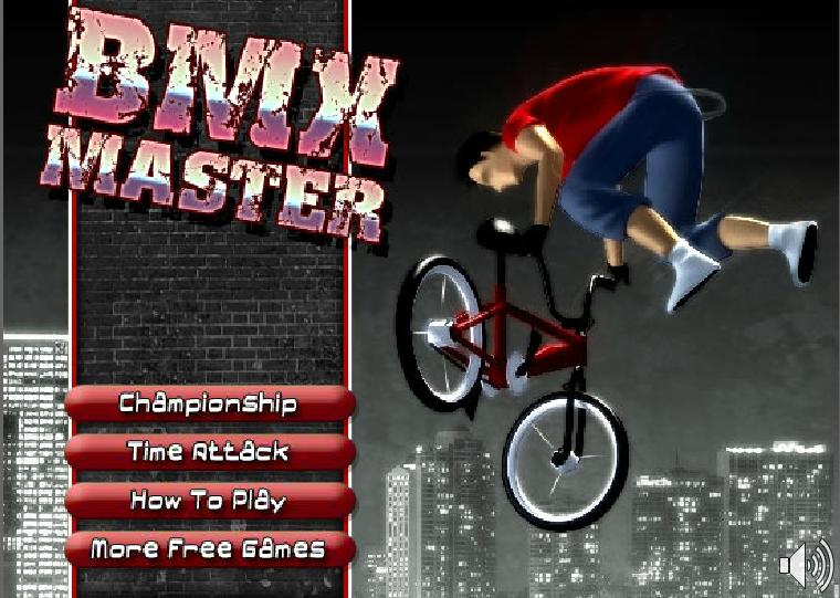 BMX Master – ONLINE