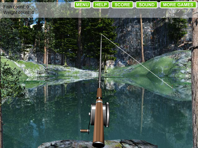 Lake Fishing – ONLINE