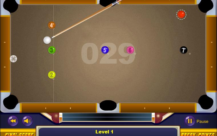 Snooker – ONLINE