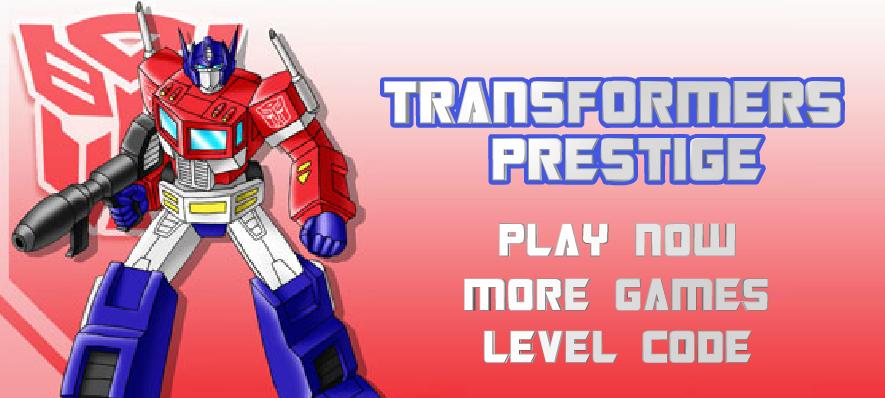 Transformers Prestige – ONLINE