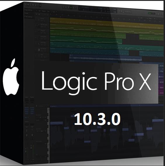 Logic Pro 10.3.0 – Mac