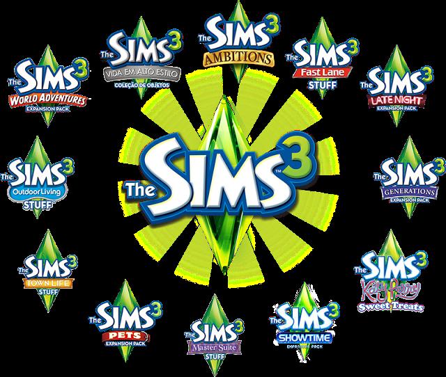 Keygen Espansioni The Sims 3 – PC
