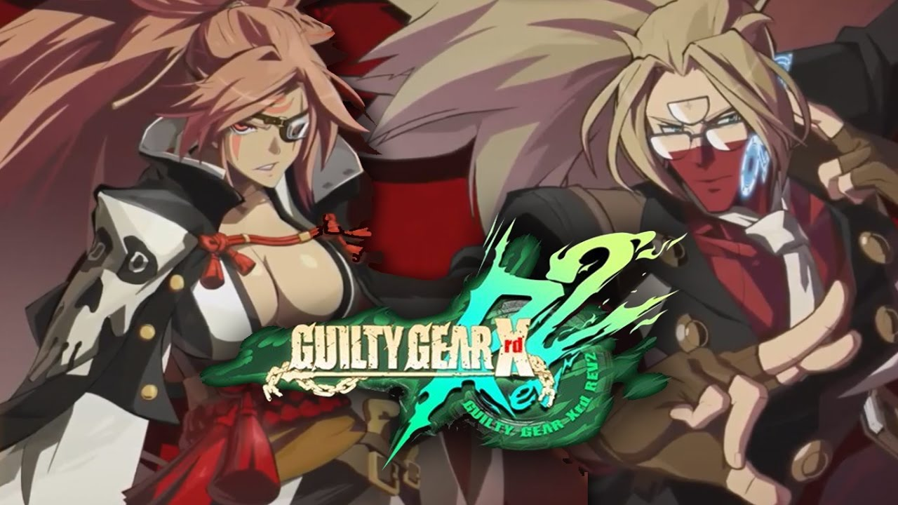 Guilty Gear Xrd Rev 2 – XBOX ONE