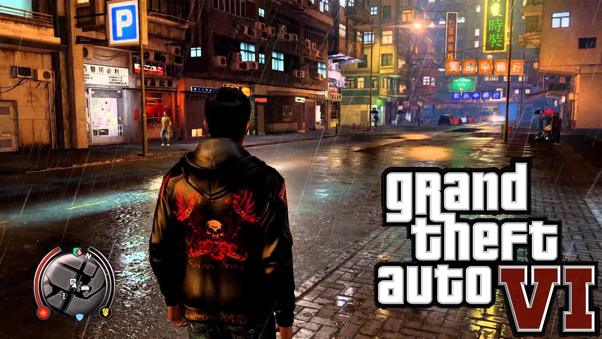GTA 6 – PS4