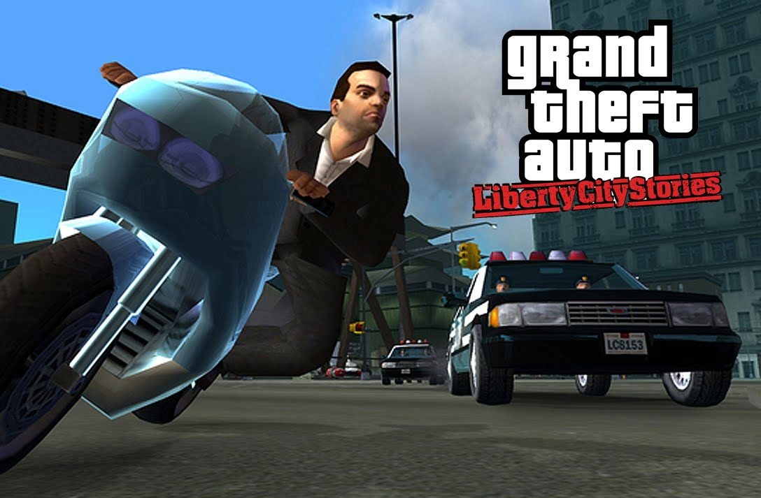 Grand Theft Auto: Storie di Liberty City – IOS (iPad/iPhone)