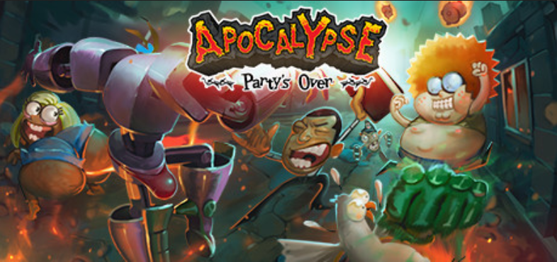 Apocalypse Partys Over – PC