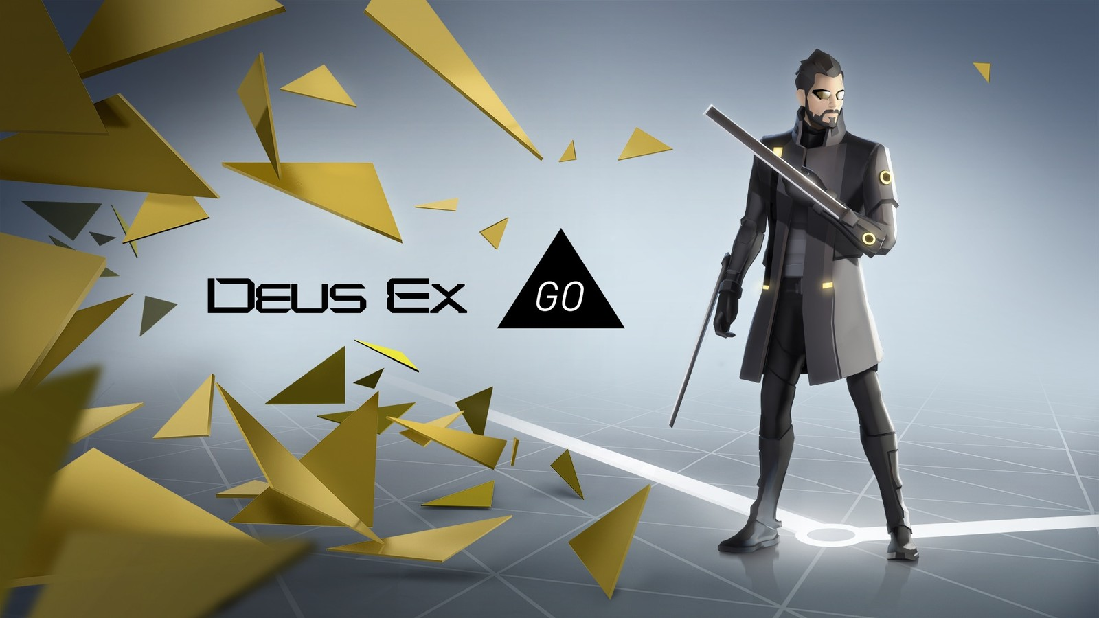 Deus Ex GO v2.1.3 – IOS (iPad/iPhone)