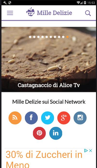 Mille Delizie – App apk