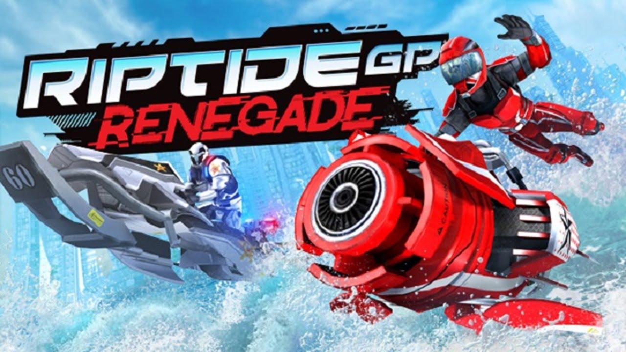 Riptide GP Renegade v1.2.1 – IOS (iPad/iPhone)