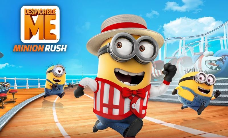 Minion Rush v5.1.0 – IOS (iPad/iPhone)