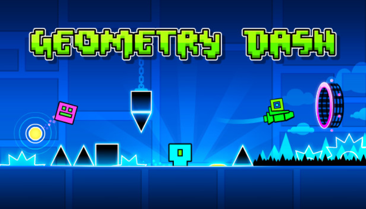 Geometry Dash v2.11 – IOS (iPad/iPhone)