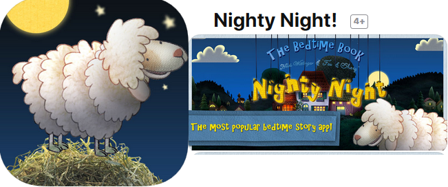 Nighty Night! v5.0 – IOS (iPad/iPhone)