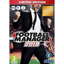 Football Manager 2018 – PC WINDOWS