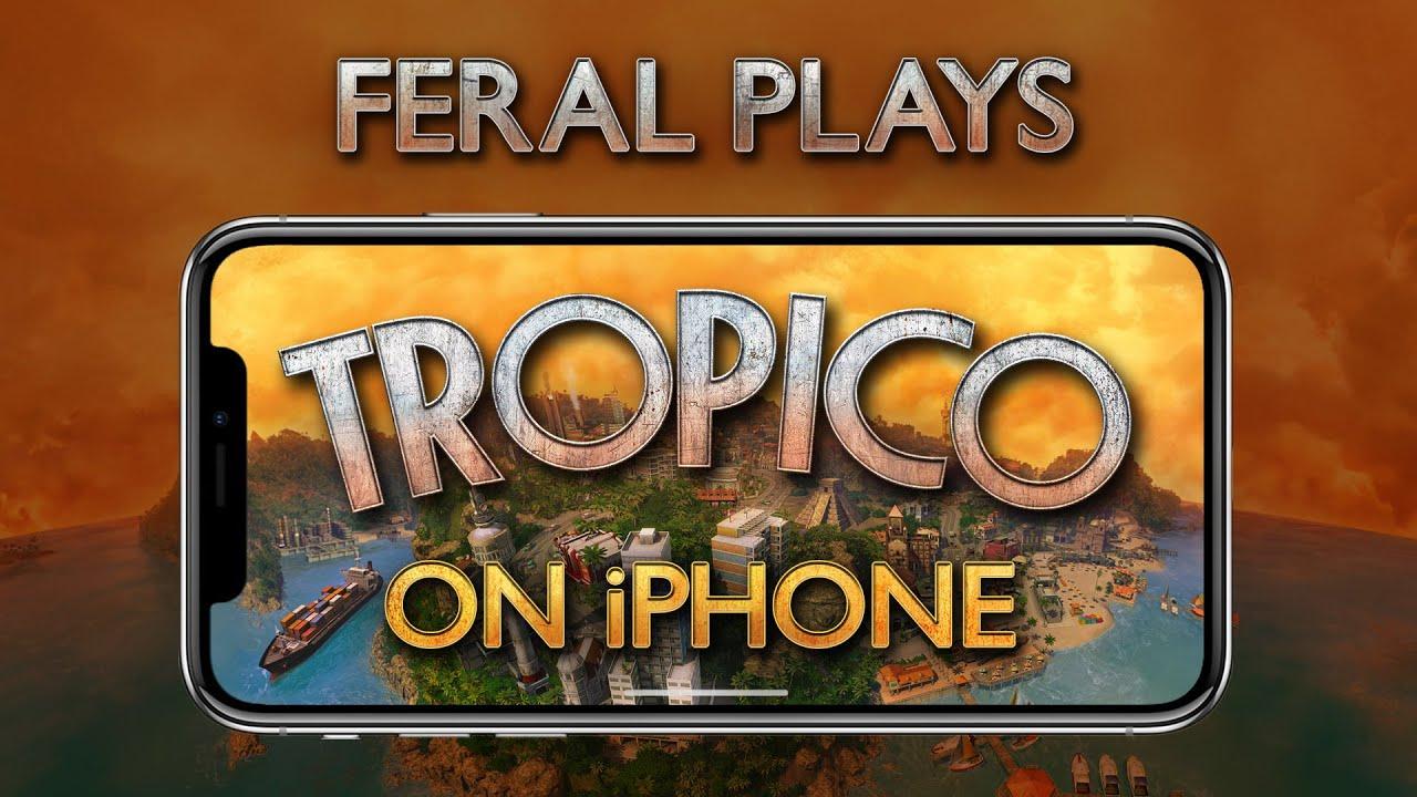 Tropico 1.2.1 – IOS (iPad/iPhone)