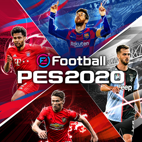 eFootball PES 2020 Pro Evolution Soccer – PS4