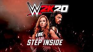 WWE 2K20 – PS3