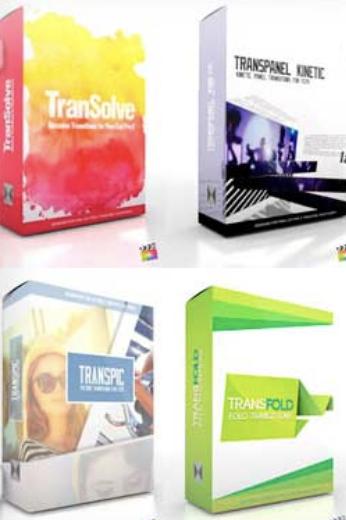 Pixel Film Studios – Transitions Vol Pack 2 – MAC